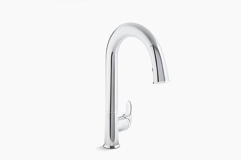 Plumbing World - Products - KOHLER | Kitchen Faucets